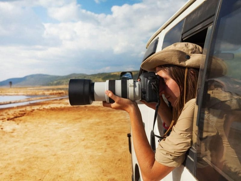 Tips for Taking Digital Photography