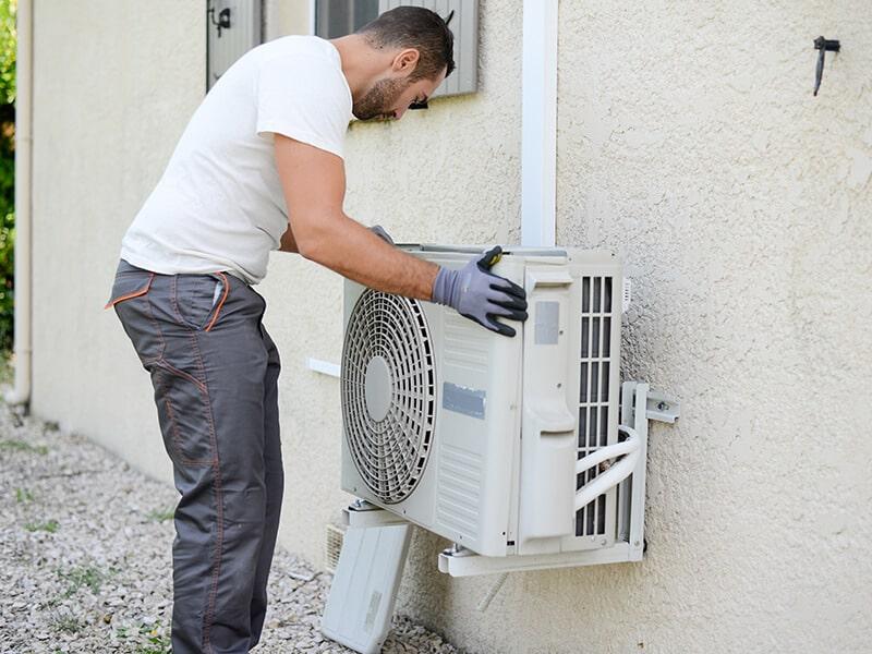 Air Conditioning Duct Repair